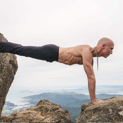 James Higgins 'Yoga, Surfing, and figuring it out'